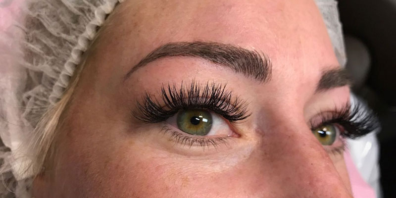 After-Permanent Makeup